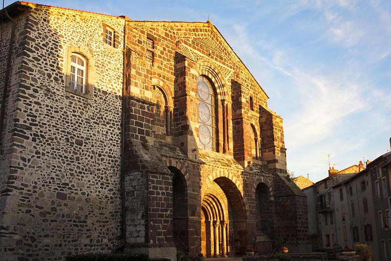 Abbatiale Saint-Chaffre