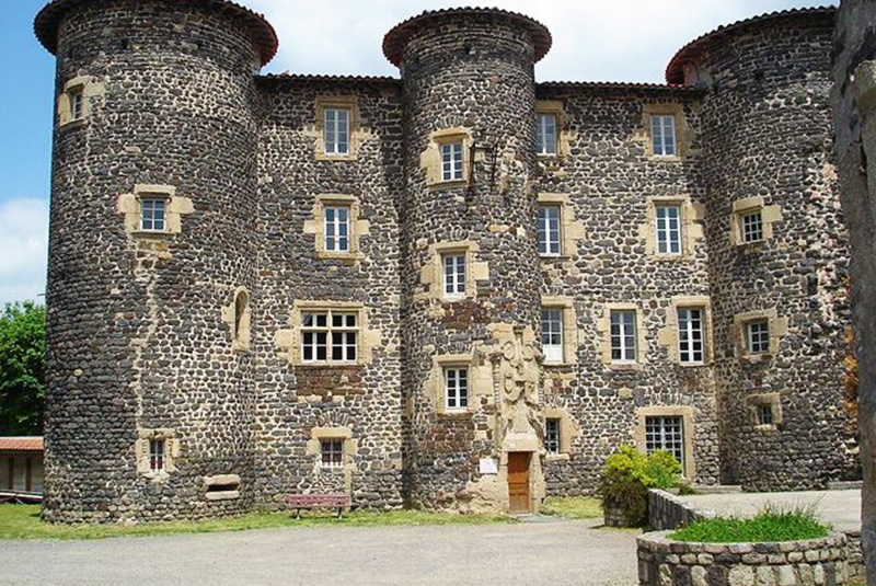 Château abbatial
